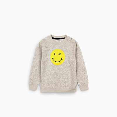 ZR-kids smiley face sweatshirt (690)