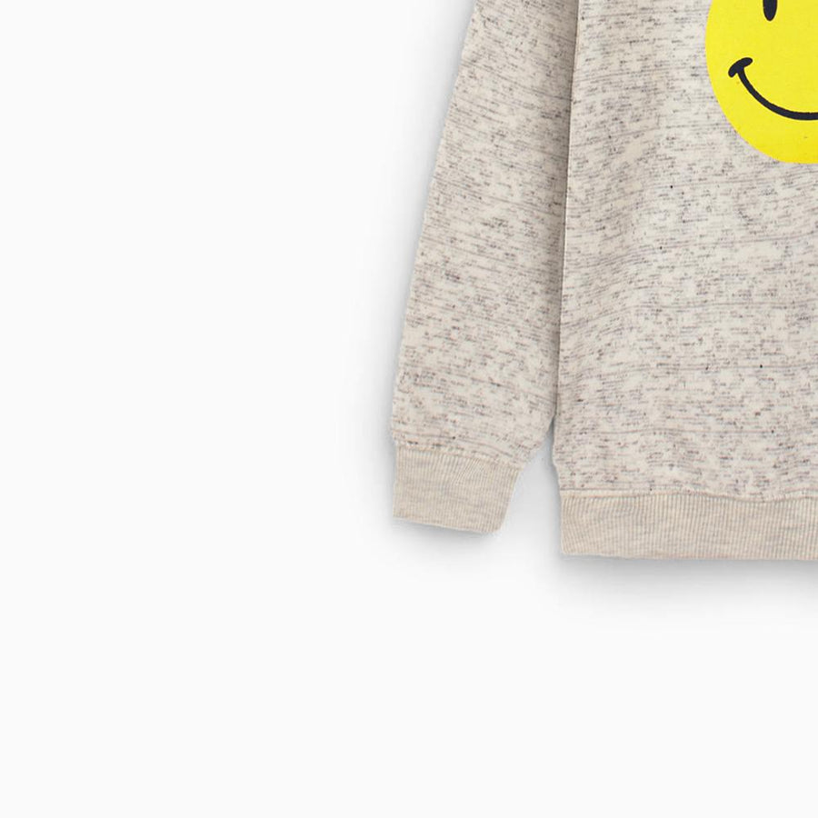 ZARA-kids smiley face sweatshirt (690)
