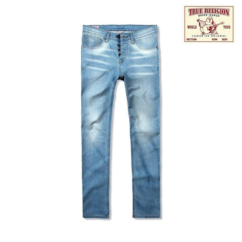 TRUE RELIGION-exclusive erin 'slim fit' comfort stretch jeans