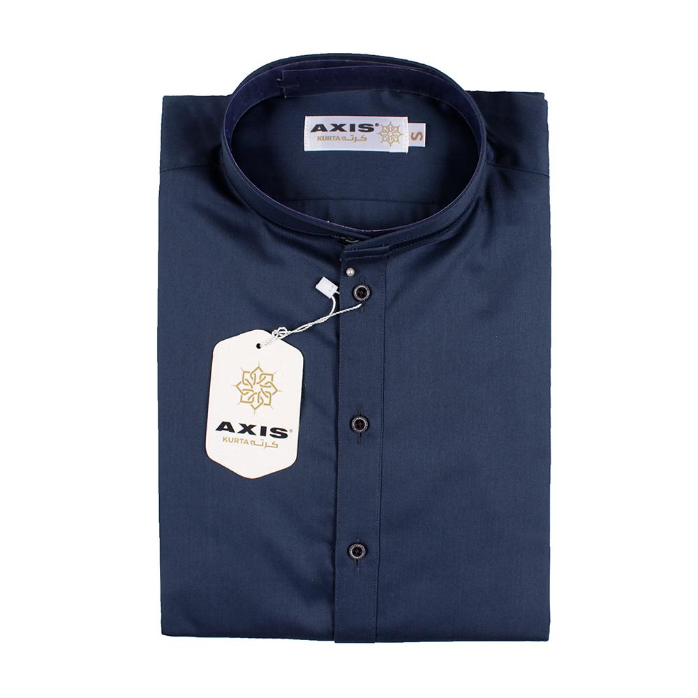 AXIS-blue premium quality kurta (726)