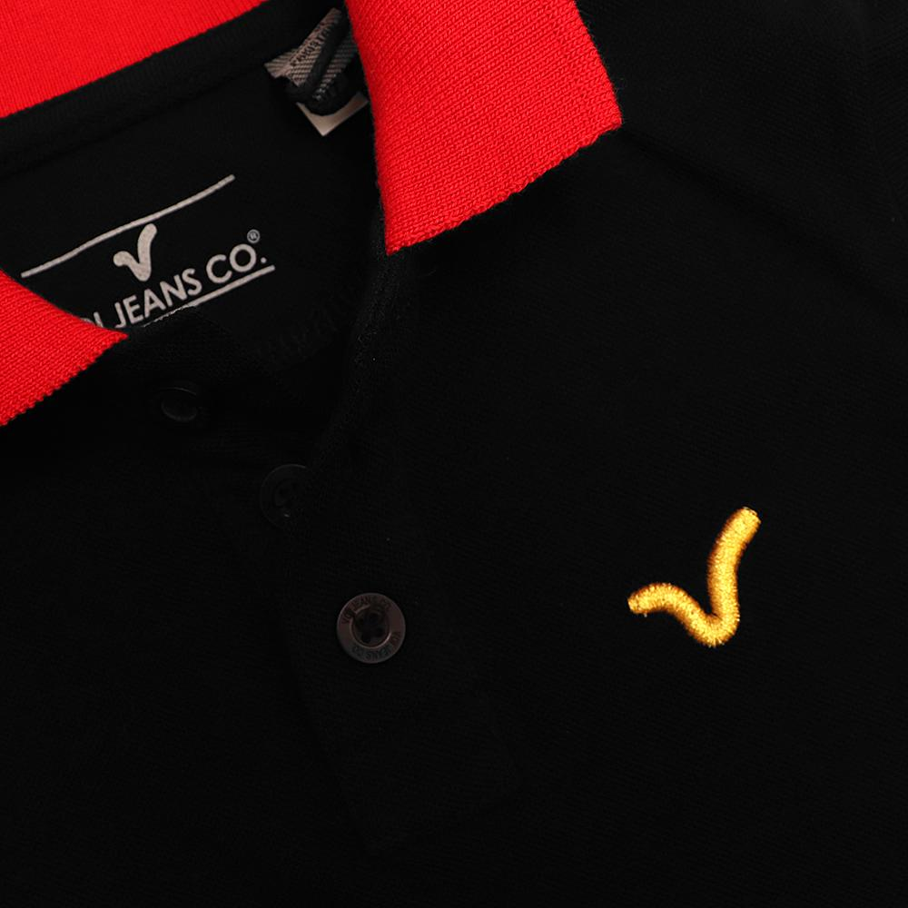 Exclusive boys logo embroidered designer polo (1754)