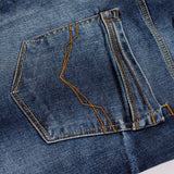 H.I.S-blue cliff 'slim fit' stretch  jeans