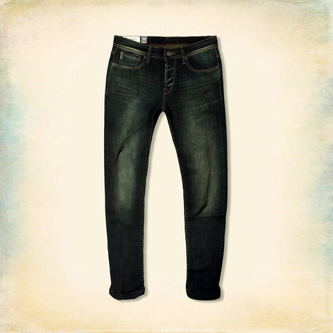 Abercrombie & Fitch-exclusive titan 'slim fit' stretch jeans
