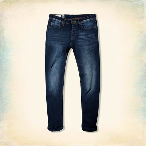 Abercrombie & Fitch-exclusive brent 'slim fit' stretch jeans