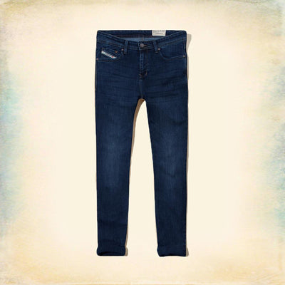 DIESEL-exclusive alba 'slim fit' stretch jeans