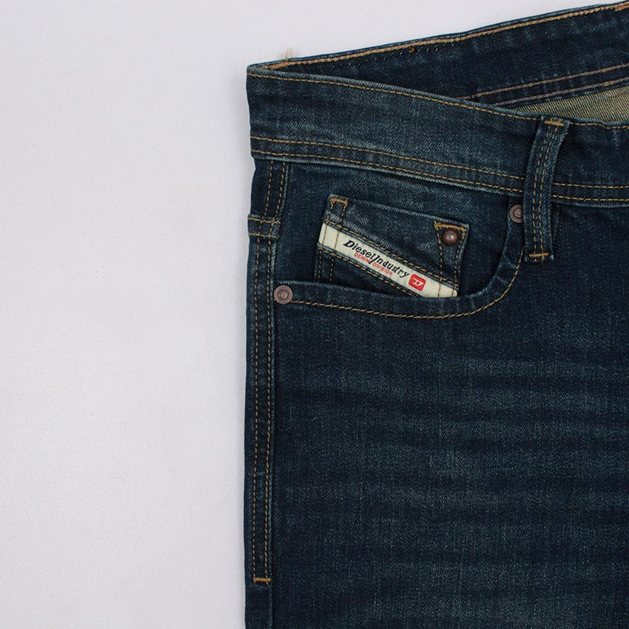 DIESEL-exclusive stetson 'slim fit' stretch jeans