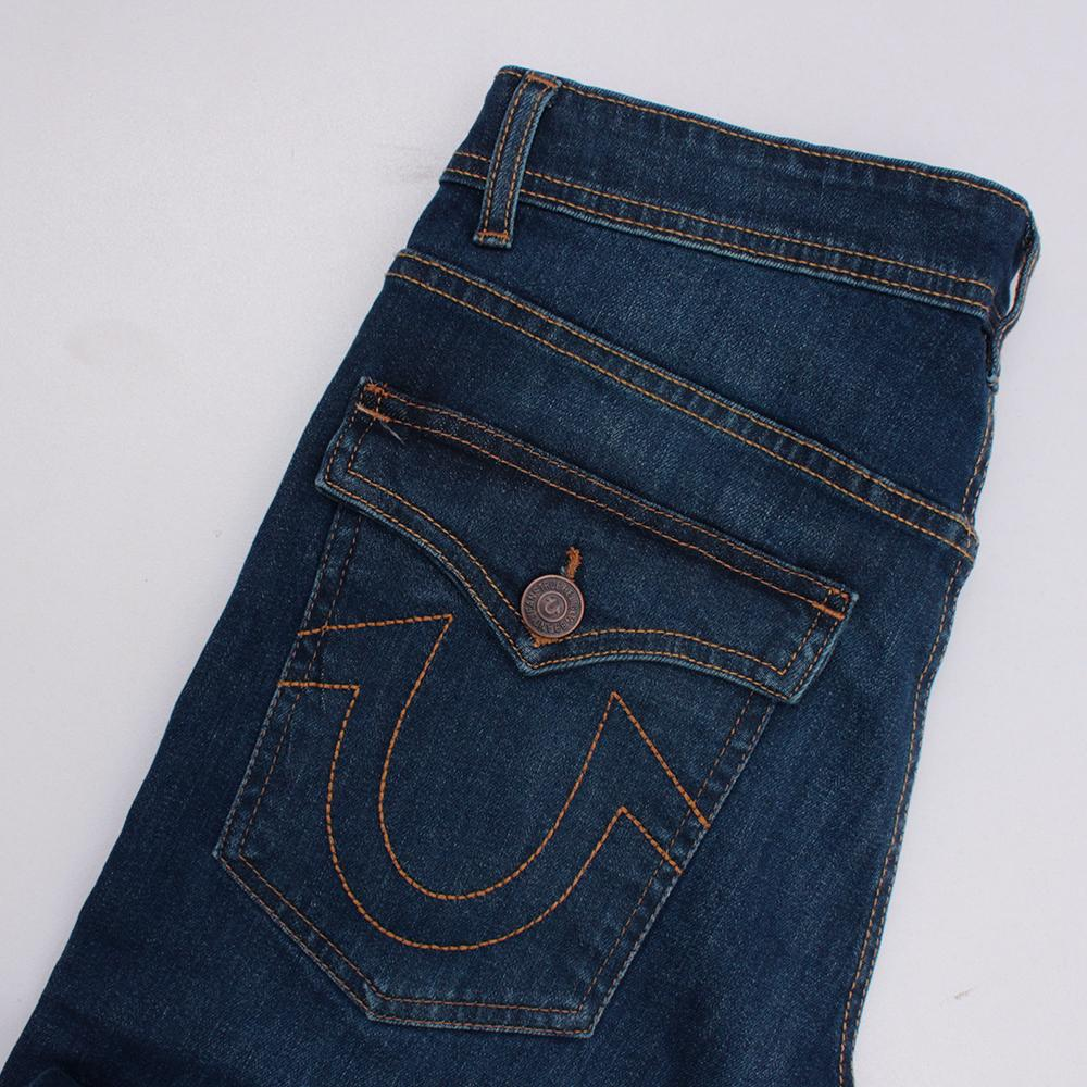 Exclusive eli 'slim fit' stretch jeans