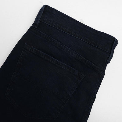 Exclusive nario navy 'slim fit' stretch jeans (1577)