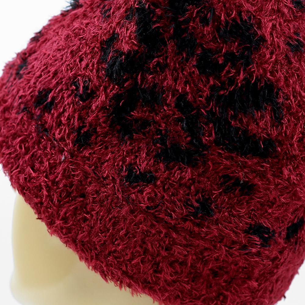 Women Soft Faux Fur Stylish Winter Cap (40068)