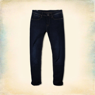 TRUE RELIGION-exclusive terrin 'regular slim' stretch low rise jeans