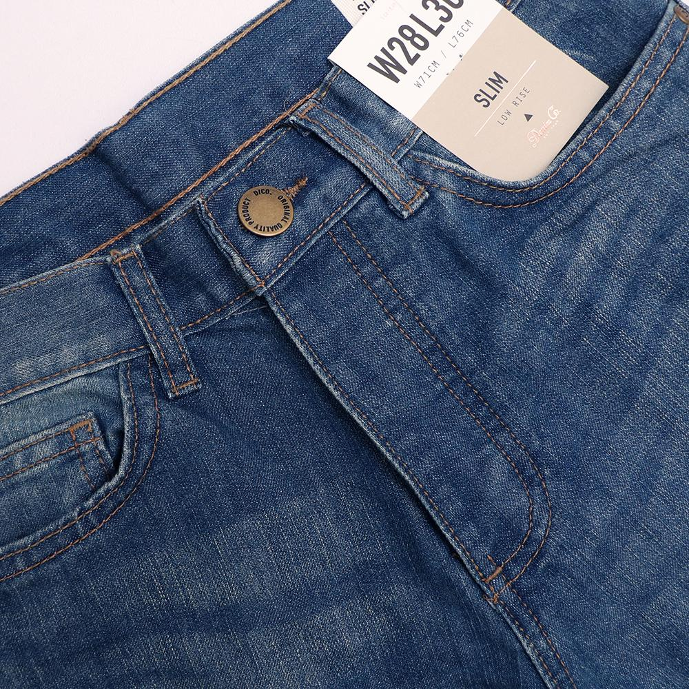 Dc mid blue 'slim fit' jeans (1573)