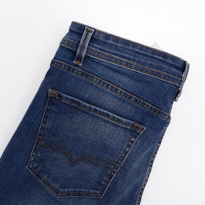 Dsl exclusive allenzo 'slim fit' stretch jeans (1182)
