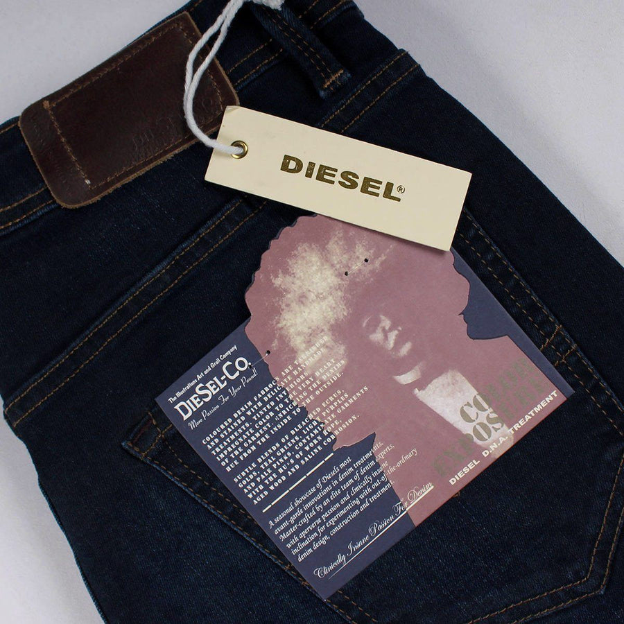 DIESEL-exclusive alanzo 'slim fit' stretch jeans (Premium Fabric)