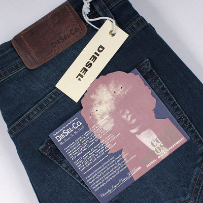 DIESEL-exclusive elberto 'slim fit' stretch jeans (Premium Fabric)