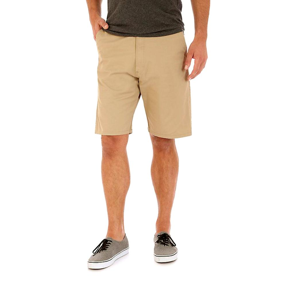 High Quality 'Beige' 5 pockets Cotton Chino Shorts For Men (21138)