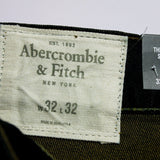 Abercrombie & Fitch-exclusive mex 'slim fit' stretch dark wash denim (Premium Fabric)
