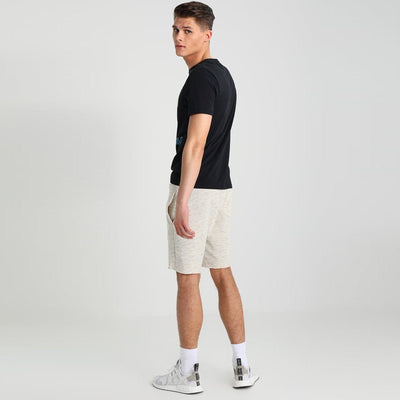 ONLY&SONS-terry dress oatmeal melange short
