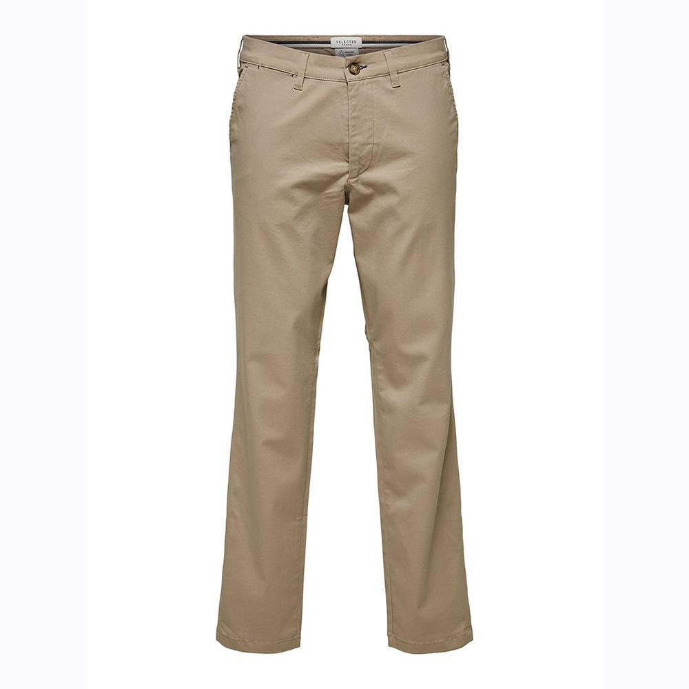 SE Premium Quality Beige 'Slim Fit' Organic Cotton Chino (30007)