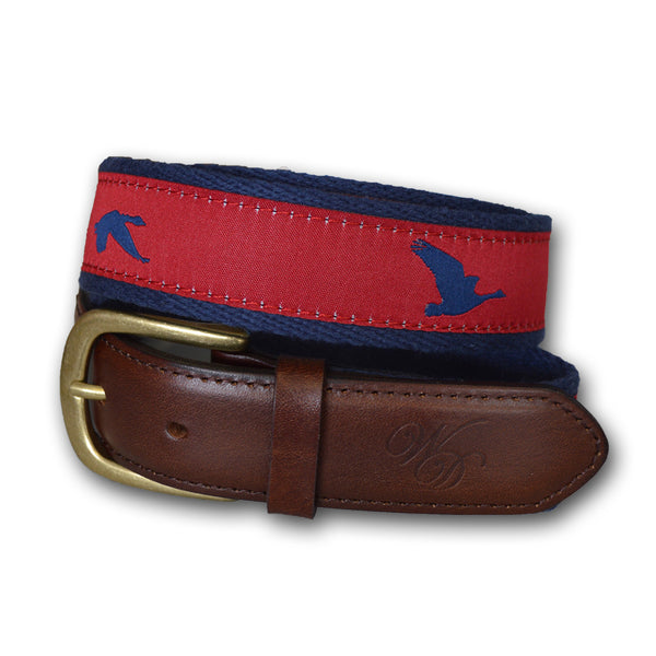 Flying duck animal belt