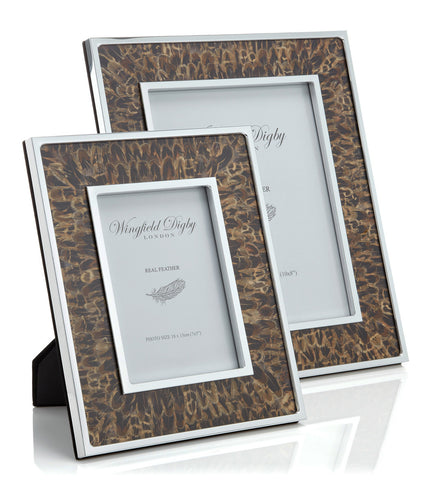 Pheasant photo frame Wingfield Digby