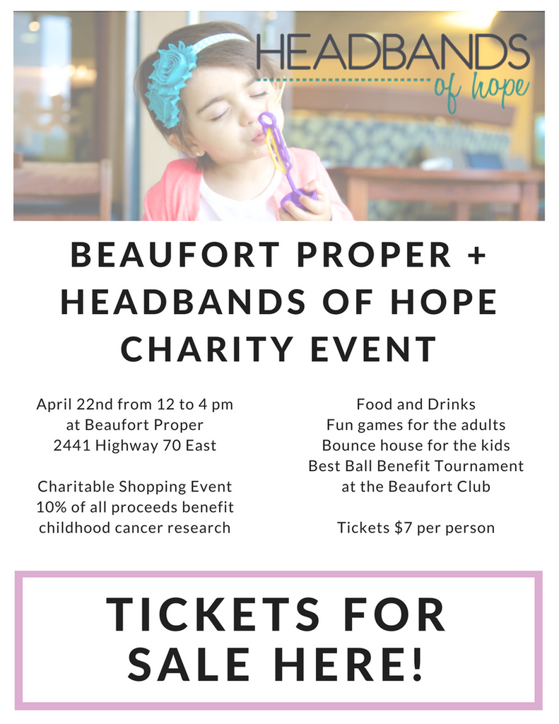 Headbands of Hope Charity Event