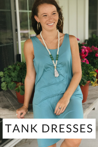 Piko Tank Top Dresses from beaufort Proper