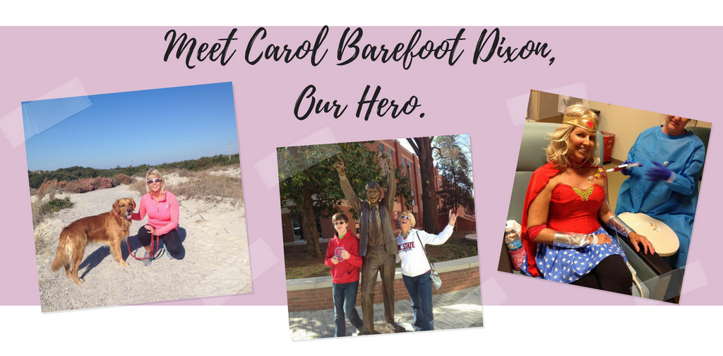 Beaufort Proper Proceeds Benefit Carol Barefoot Dixon's Battle with Breast Cancer