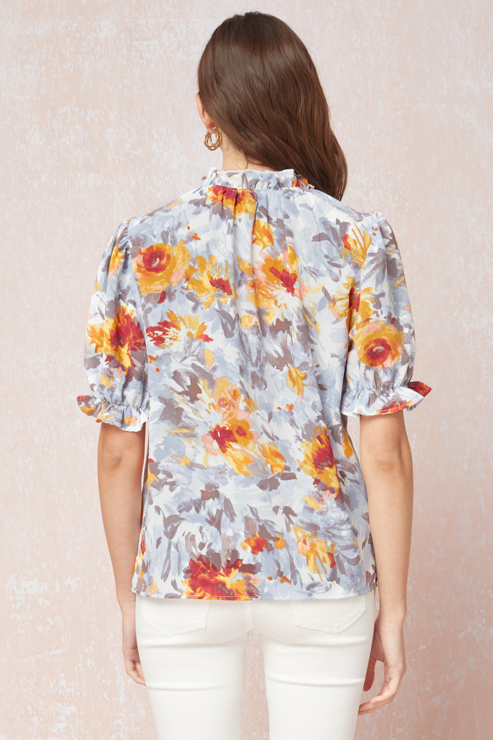 Tilly - bright floral