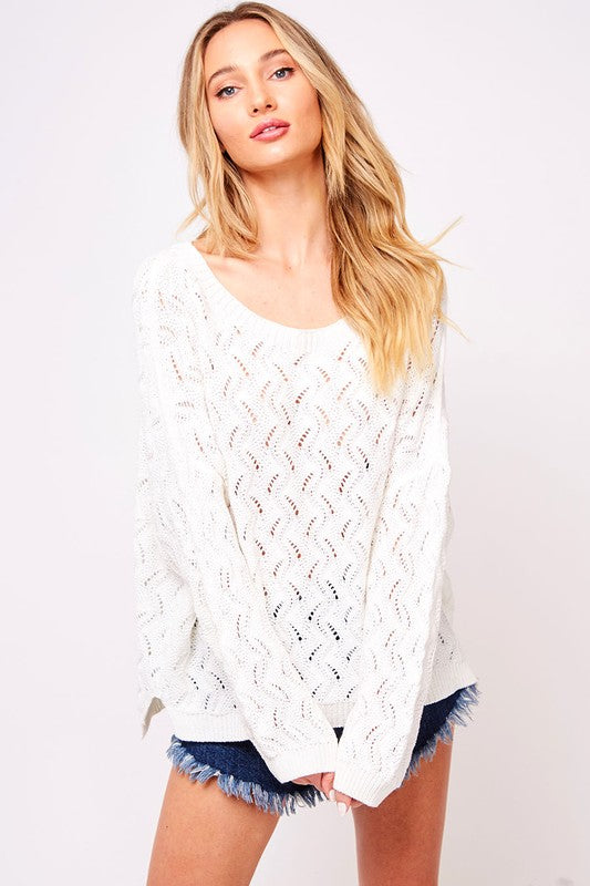 Serena Spring Sweater