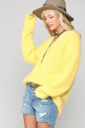 New York Minute sweater