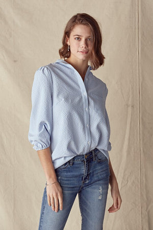 Summer Sonnet top