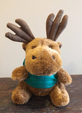 Cuddly 'Fred' Moose