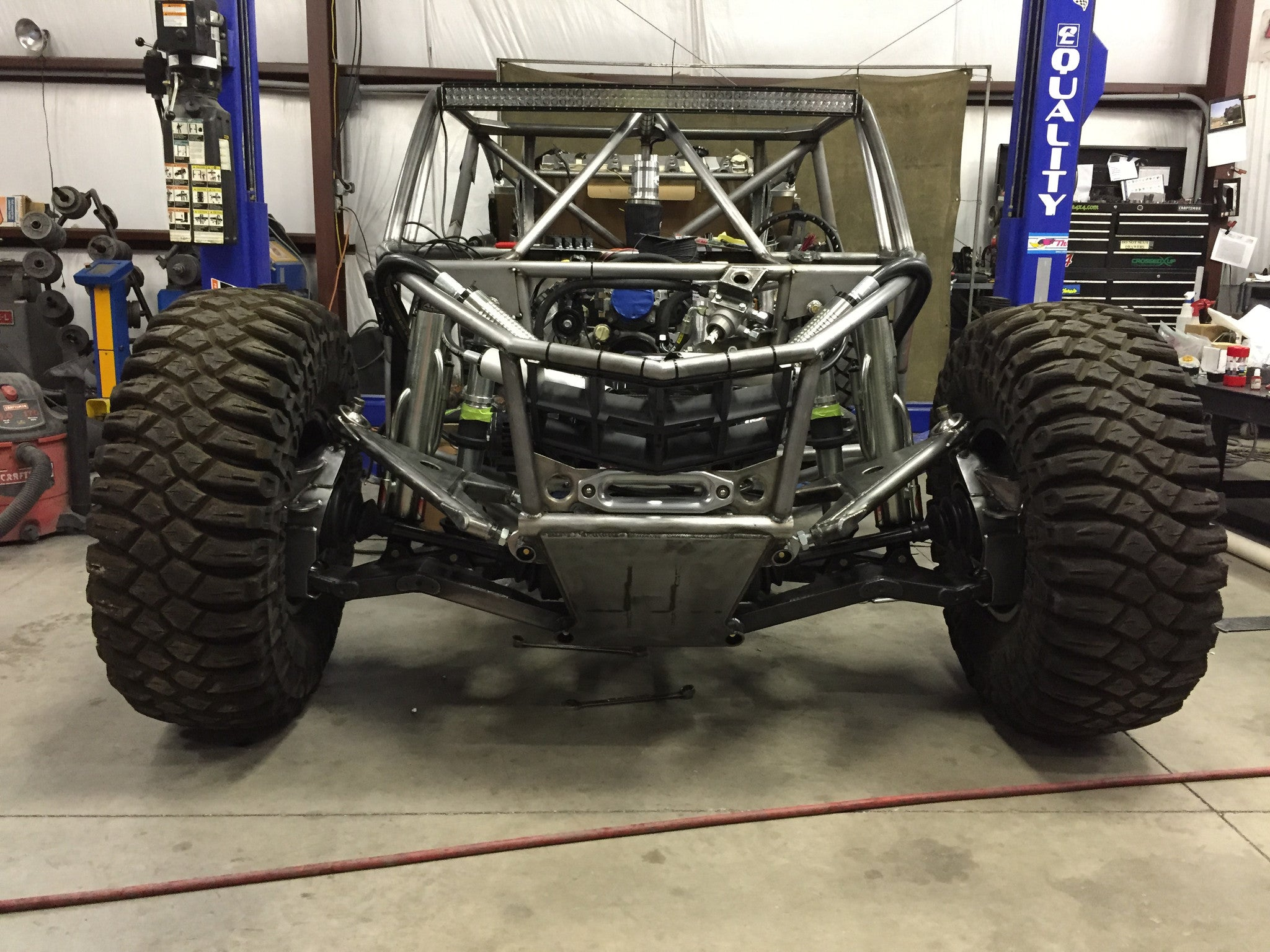 Ultra SS IFS Chassis 2