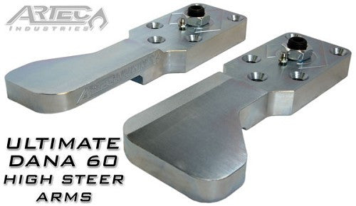 Ultimate Dana 60 High Steer Arms - Pair