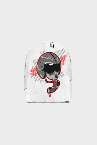 The Man Himself Backpack (001)