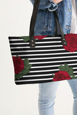 Faded Rose Tote Bag (001)