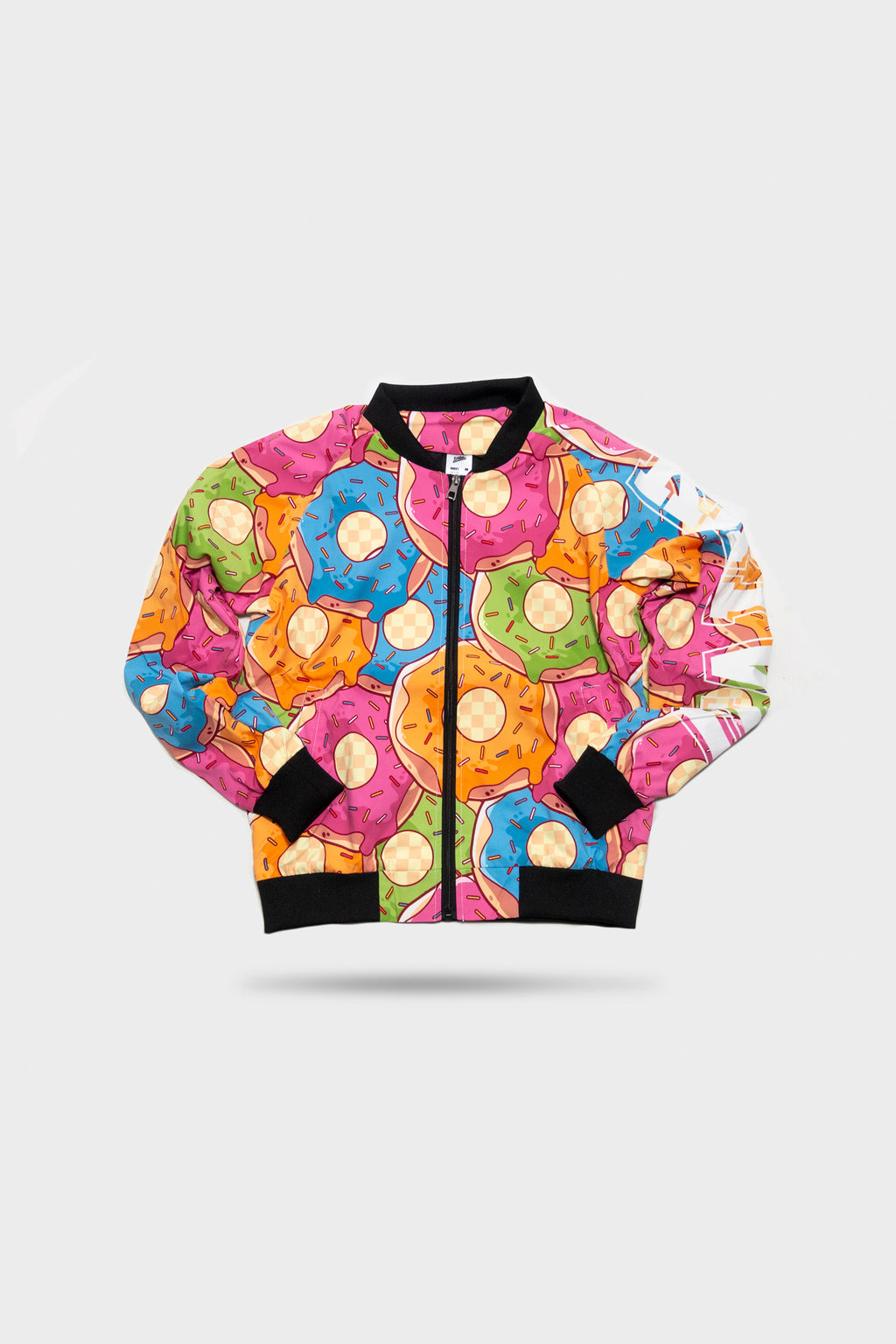 Donut Bother Me WMNS Bomber Jacket (001)