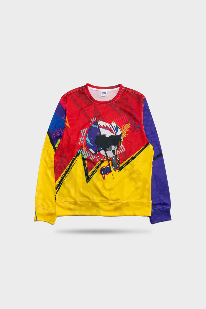 What The Man Himself Crewneck (001)