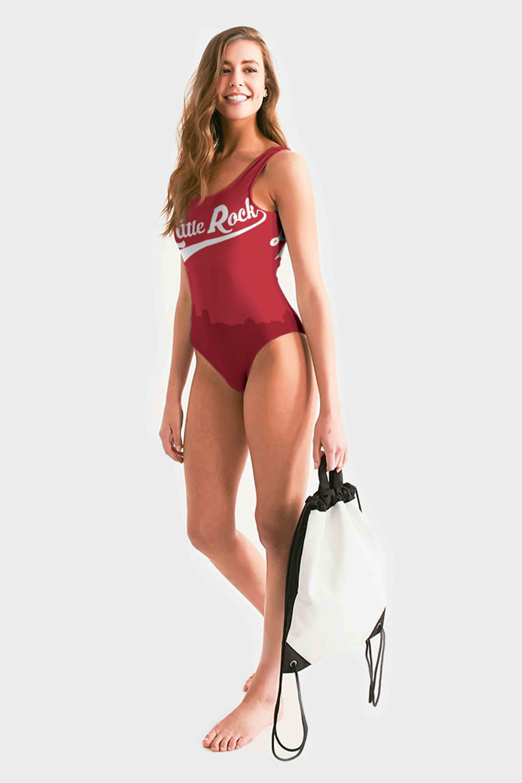 Home Run One-Piece Swimsuit (001)