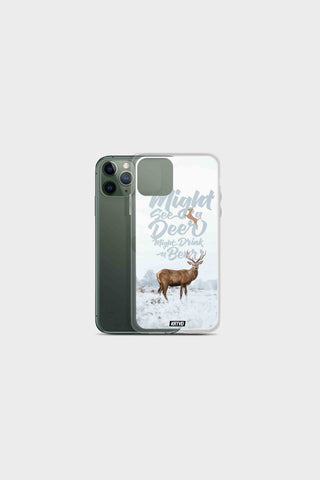 Deers & Beers iPhone Case (001)