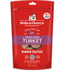 STELLA & CHEWY'S TANTALIZING TURKEY FREEZE DRIED DINNER PATTIES, DOG 14OZ