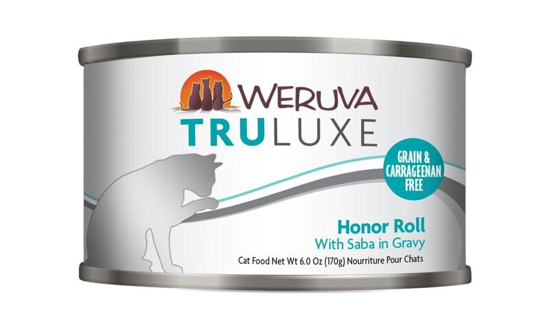 Weruva Tru Luxe Honor Roll, 6oz Cat Food