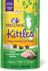 WELLNESS KITTLES DUCK & CRANBERRIES 2OZ