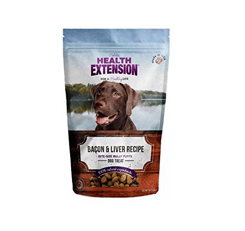 HEALTH EXTENSION BACON PUFFS 5OZ