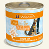 Weruva Dogs in the Kitchen Goldie Lox, 10oz Dog Food
