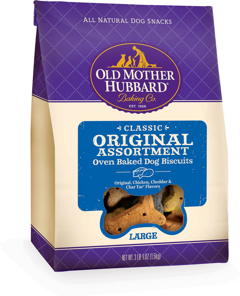 Old Mother Hubbard Biscuits Original Assortment Large 3.5lbs