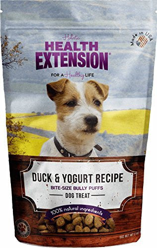 HEALTH EXTENSION DUCK & YOGURT PUFFS 5OZ