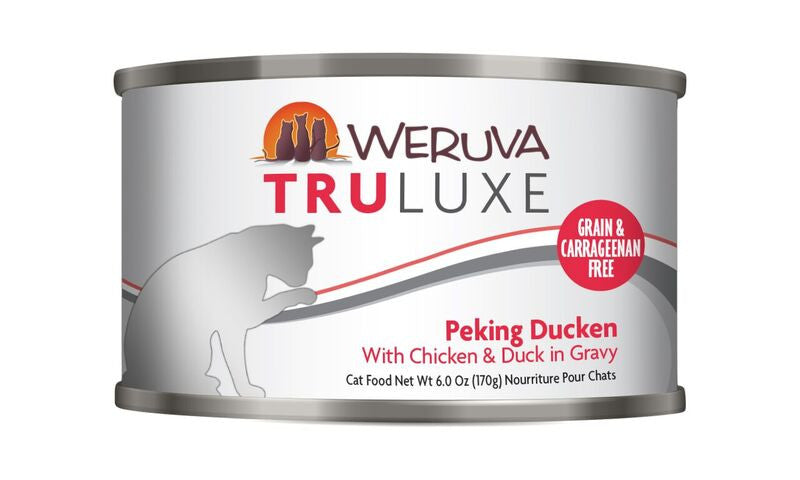 WERUVA CAT TRULUXE PEKING DUCKEN 6OZ