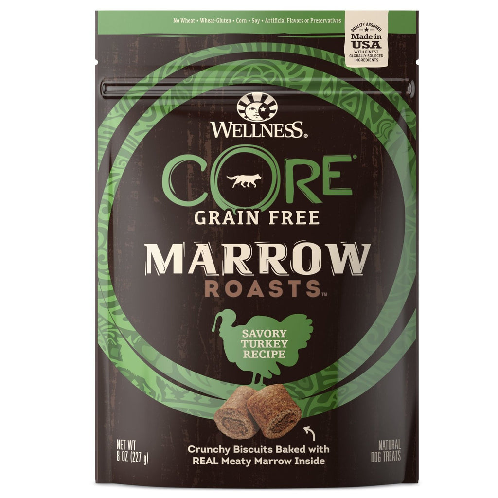 WELLNESS CORE MARROW ROASTS TURKEY 8OZ