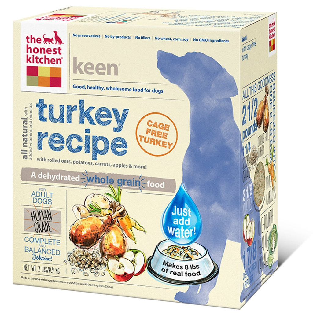 THE HONEST KITCHEN KEEN TURKEY 2LBS